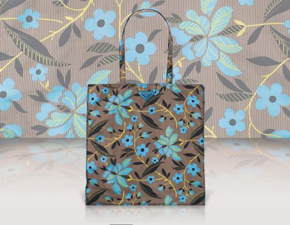 Новые сумки Prada B.Y.O. Изображение № 4.