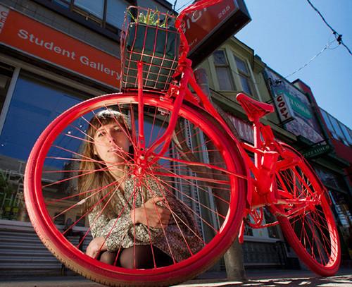 Good Bike Project: велосипед как искусство. Изображение № 2.