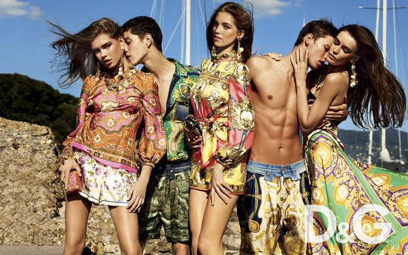 Превью кампаний: D&G, Ralph Lauren и другие. Изображение № 1.