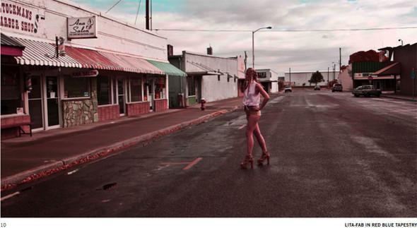 Лукбуки: Celine, Jeffrey Campbell и Nutsa Modebadze. Изображение № 22.