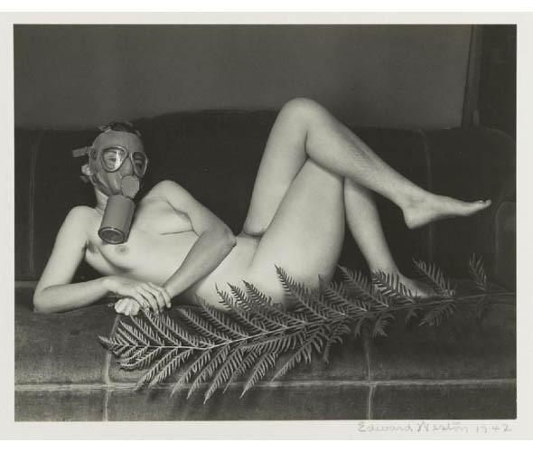 Части тела: Обнаженные женщины на винтажных фотографиях. Изображение № 53.
