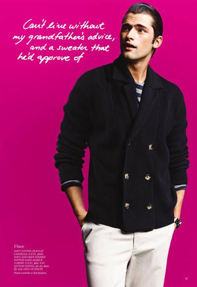 Изображение 5. Рекламные кампании: Topman, Holt Renfrew и H&M.. Изображение № 5.