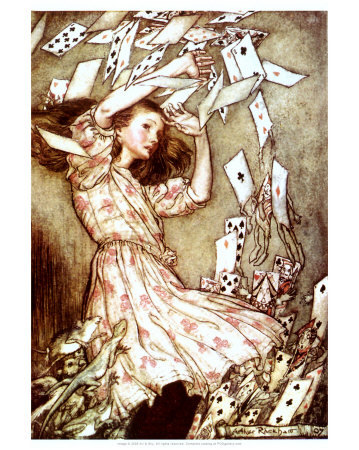 Arthur Rackham (1867–1939). Изображение № 4.