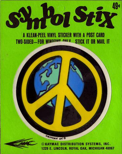 Vintage stickers 60s-70s. Изображение № 26.
