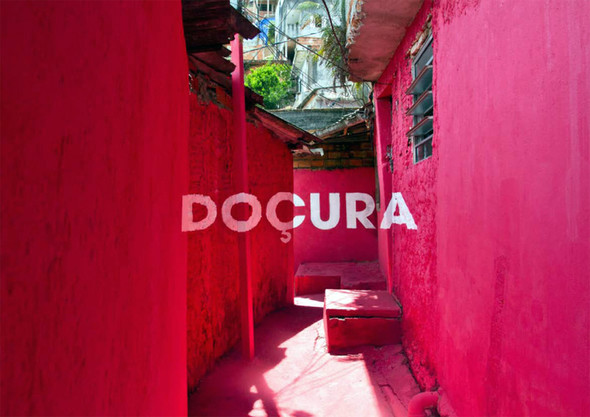 'Свет в переулках' граффити в фавелах. Изображение № 4.