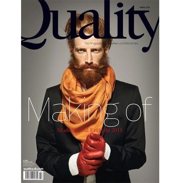 Изображение 3. Обложки: AnOther Man, GQ Style, Vogue Hommes и другие.. Изображение № 3.