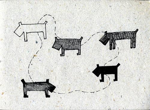 Лялины рисунки. Изображение № 10.