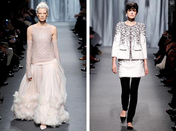 Изображение 1. Коллекции в цитатах: Haute Couture SS 2011.. Изображение № 3.