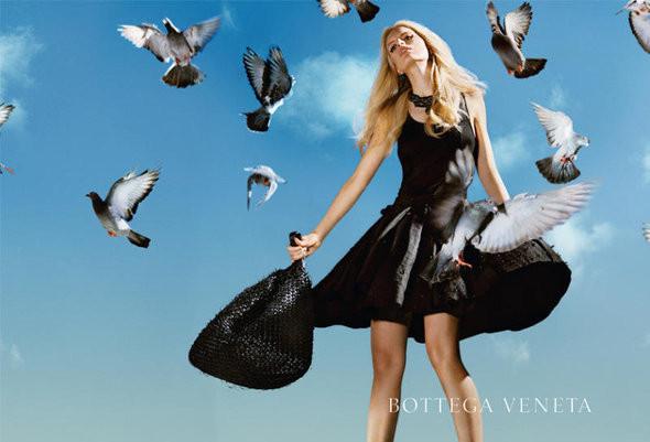 Изображение 22. Рекламные кампании: Time, System, Jaeger London, Bottega Veneta.. Изображение № 22.
