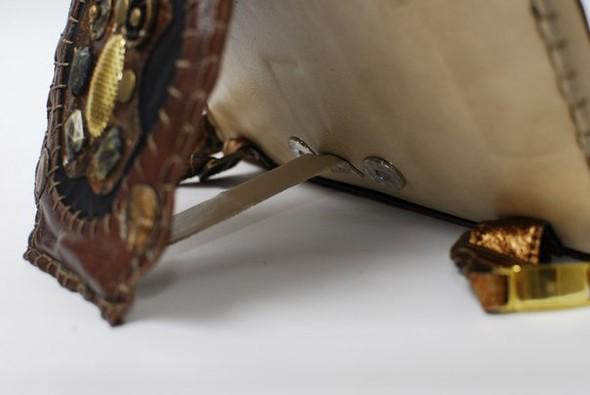 Кожанные чехлы для ipad ручной работы. Изображение № 31.
