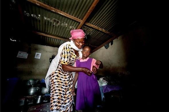 Изображение 3. Рыночные девушки из Ганы.. Изображение № 3.
