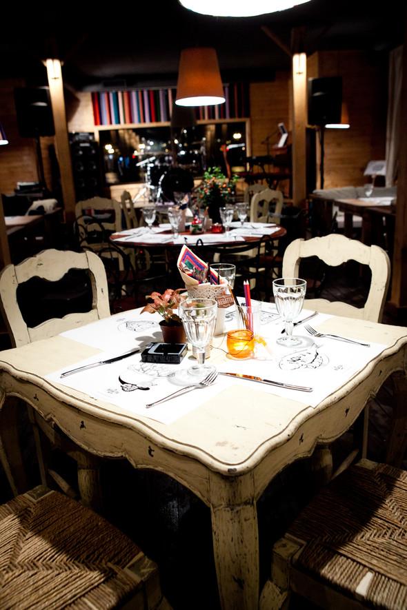 Торжественное открытие ресторана на воде REGATTA. Изображение № 3.