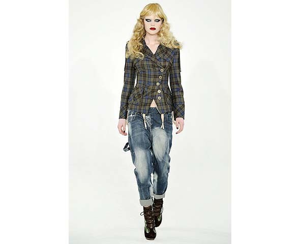 Неделя моды в Нью-Йорке: первые показы. Изображение № 28.