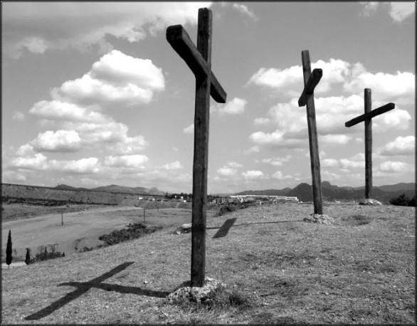 Только потому что крест-часть вторая. Изображение № 66.
