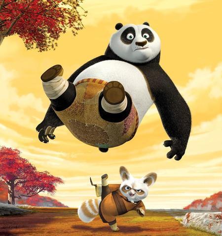 Kung FuPanda. Изображение № 6.