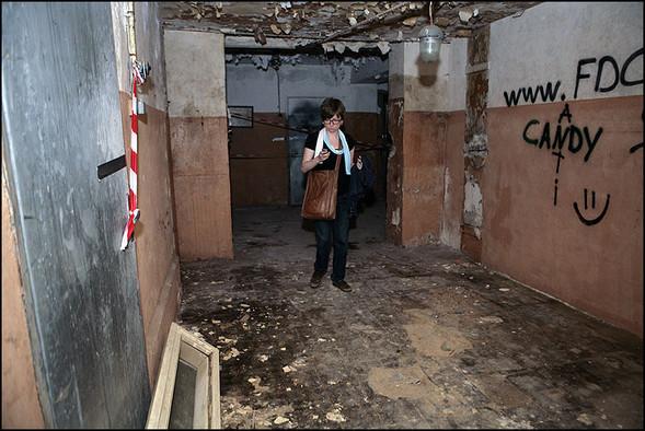 2010-05-15. Москва. Дом Наркомфина. Выставка со взломом. Изображение № 3.