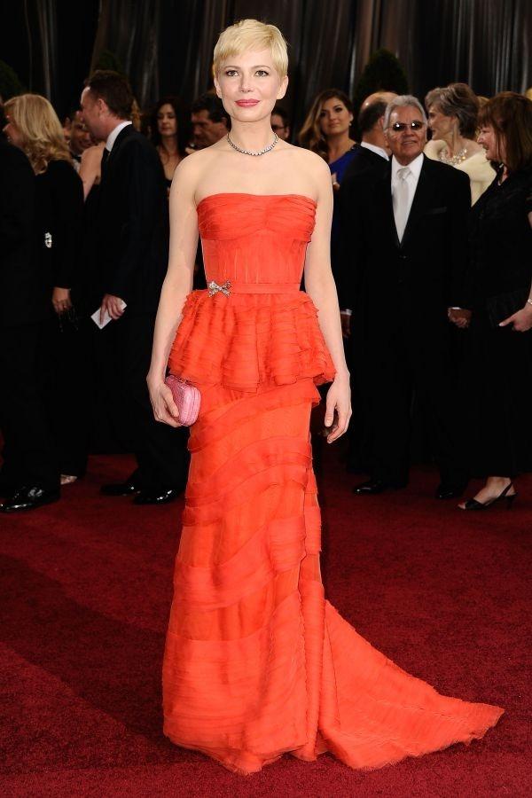 """Красная ковровая дорожка """"Оскар 2012"""". Изображение № 3."""