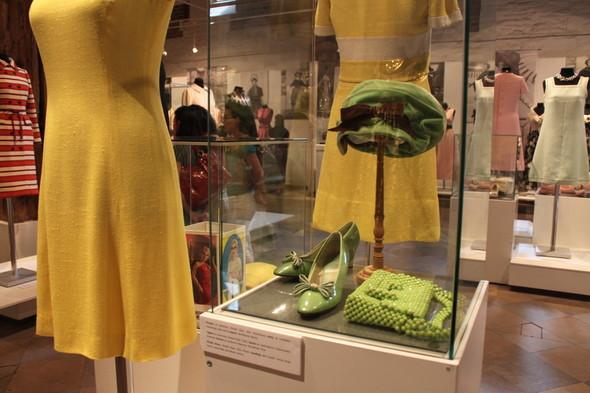 От мини до макси. Мода 60-тых годов 20 века. Изображение № 5.