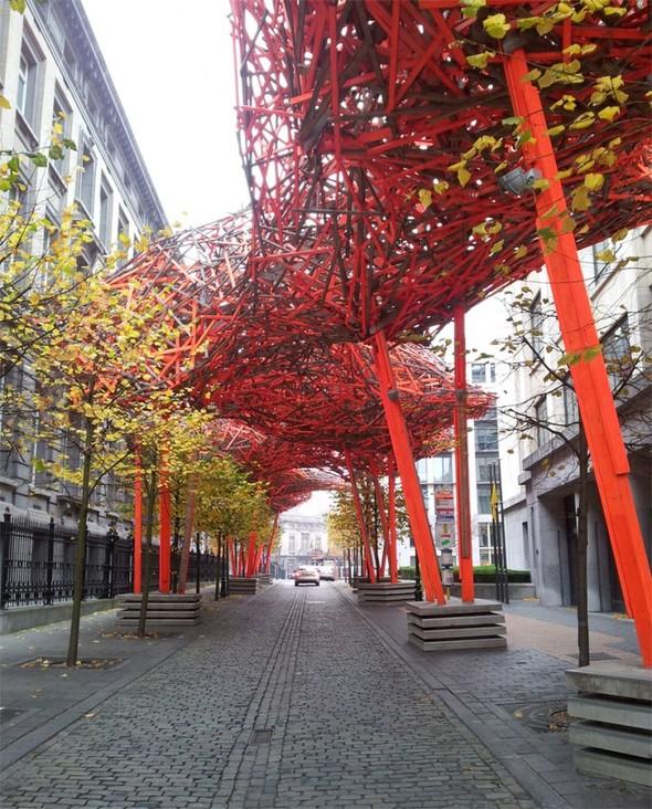 Городская скульптура от Арне Куинзе. Изображение № 2.