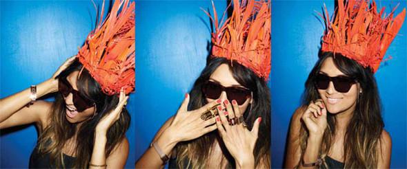 Лукбук: Sass & Bide Eyewear 2011. Изображение № 10.