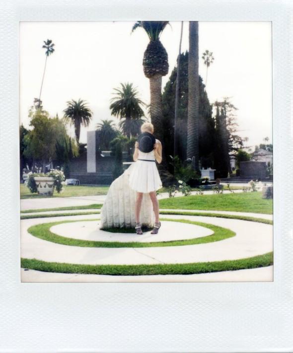 Лукбук: Мишель Уильямс для Boy by Band of Outsiders SS 2012. Изображение № 4.