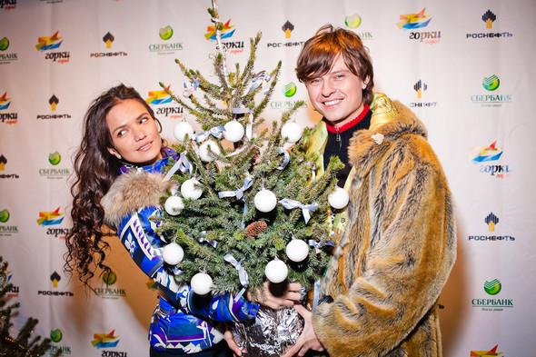 Открытие зимнего сезона на катке «Горки-Город» на Патриарших прудах. Изображение № 21.