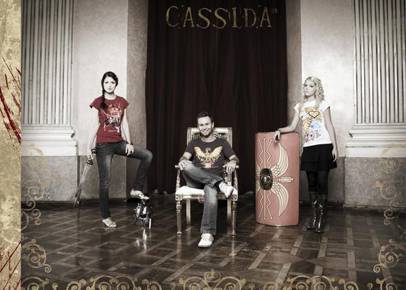 Cassida родом изАвстрии. Изображение № 1.