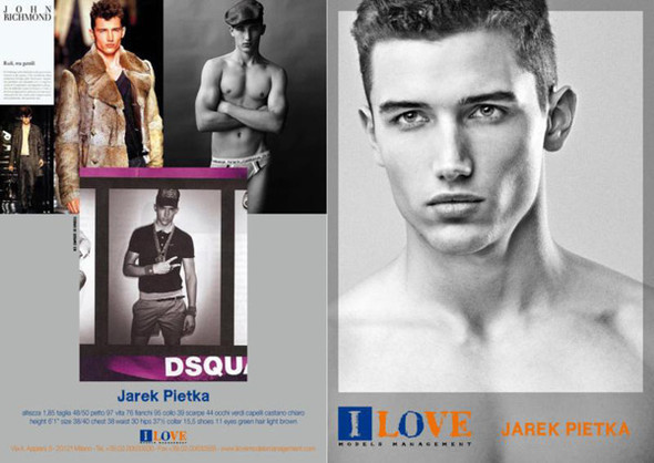 Show Package – Milan Men SS 10: I Love Models Mgmt. Изображение № 24.