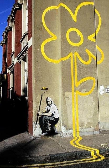 Изображение 12. Бэнкси снял фильм про уличное искусство.. Изображение № 13.