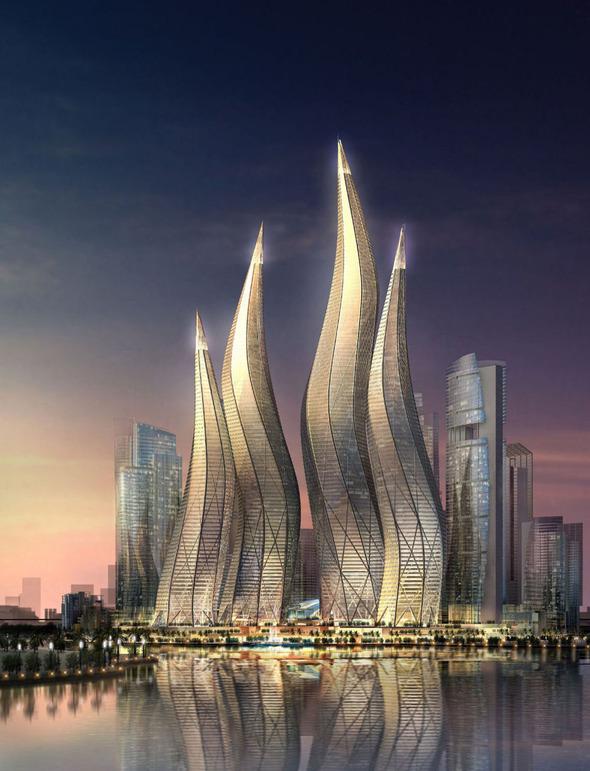 Старый новый Дубай. Изображение № 15.