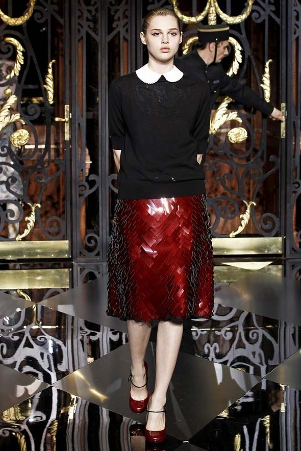 Изображение 31. Louis Vuitton Fall 2011.. Изображение № 31.