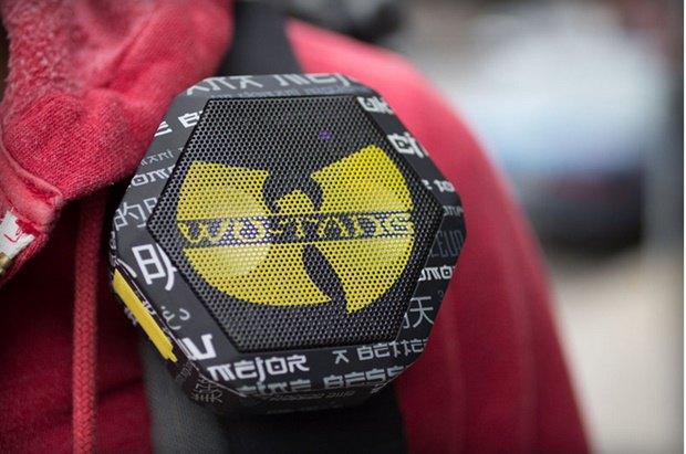 Wu-Tang Clan выпустит новый альбом на портативных колонках за 78 долларов. Изображение № 1.