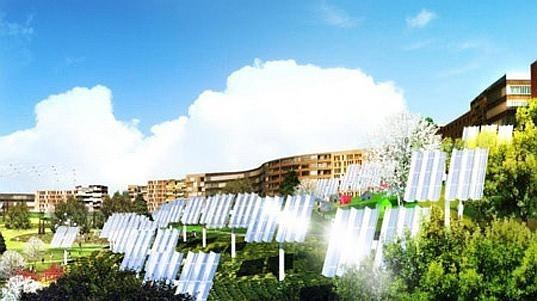 Органичный город – город 21 века. Изображение № 46.