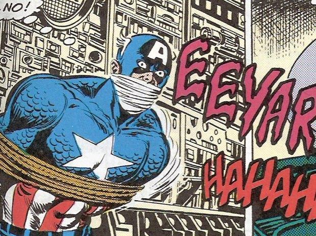 10 лучших комиксов про Капитана Америку. Изображение № 22.