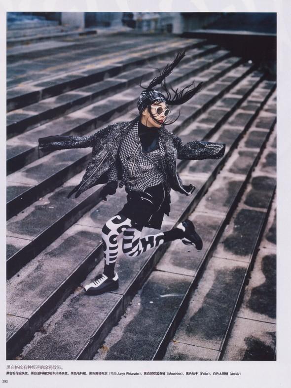 China Vogue January 2008. Изображение № 3.