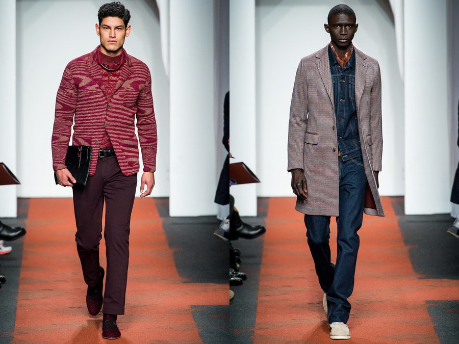 Milan Fashion Week:  День 2. Изображение № 24.