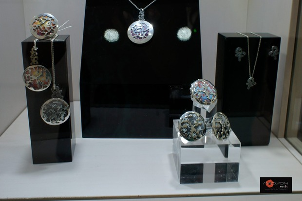 открытие корнера Amova Jewelry в бутике Gomez y Molina в Марбелье, Исп. Изображение № 4.