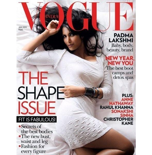 Изображение 1. Обложки Vogue: китайский, британский и другие.. Изображение № 3.