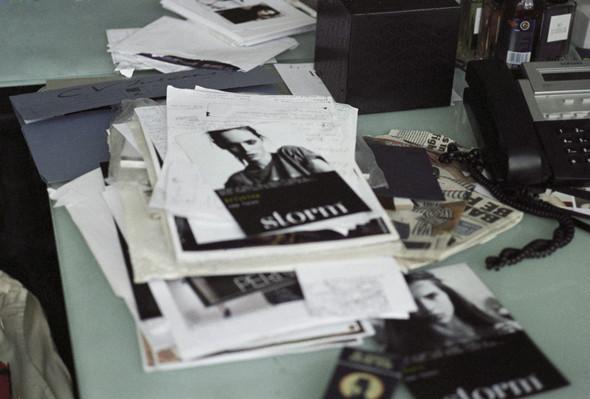 Офис редакции журнала TANK, Лондон. Изображение № 2.