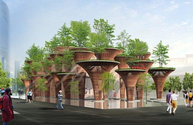 10 павильонов Всемирной выставки, которые помогут накормить планету. Изображение № 4.