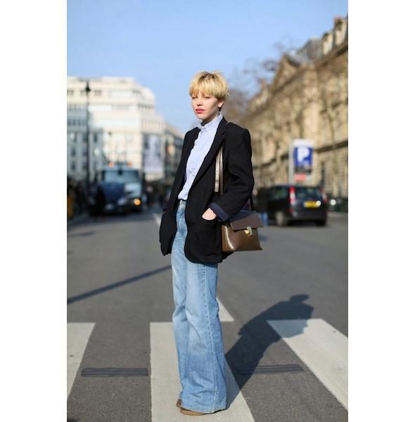Изображение 142. На полях: 10 тенденций уличного стиля с прошедших недель моды.. Изображение № 142.