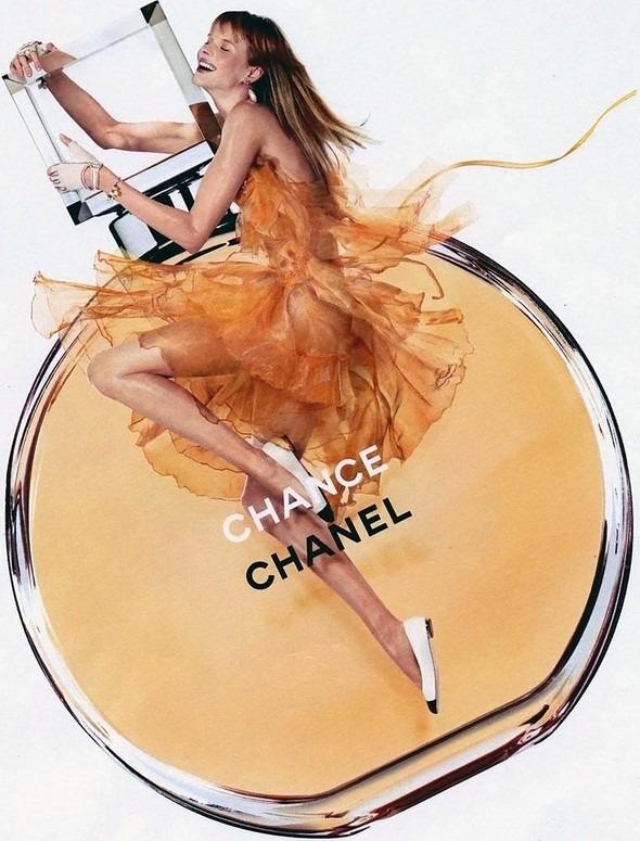 Бьюти-кампании: Chanel, YSL и другие. Изображение № 3.