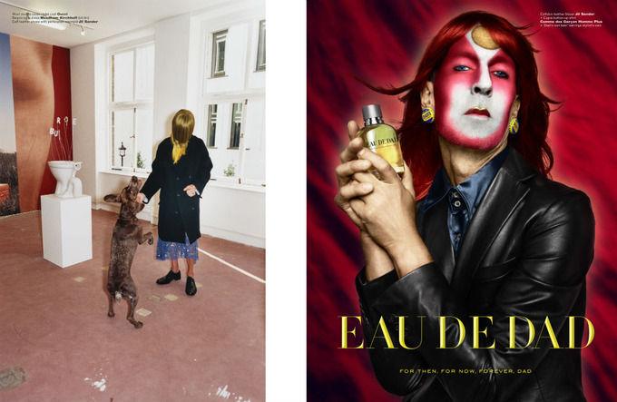 Вышли мужские съемки из Arena Homme +, The Last и других журналов. Изображение № 30.