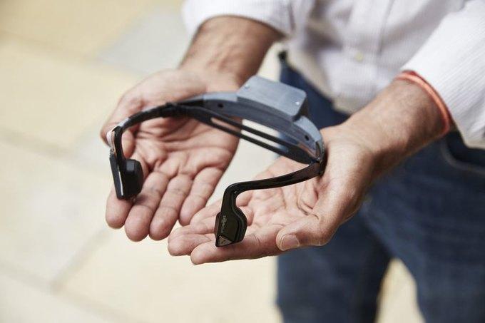 Microsoft создает гарнитуру для ориентирования слепых. Изображение № 1.
