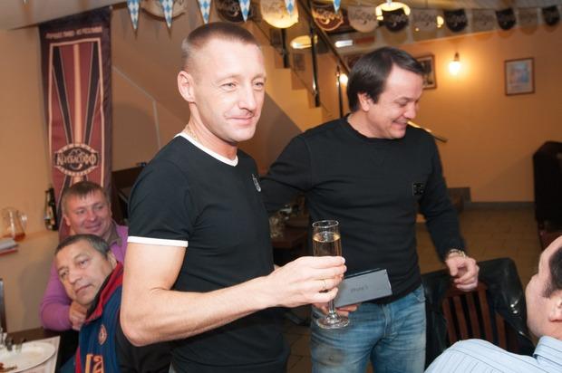 """Андрей Тихонов отпраздновал день рождения в ресторане """"Колбасофф"""". Изображение № 3."""