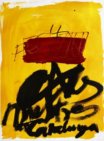 Antoni Tapies. Изображение № 10.