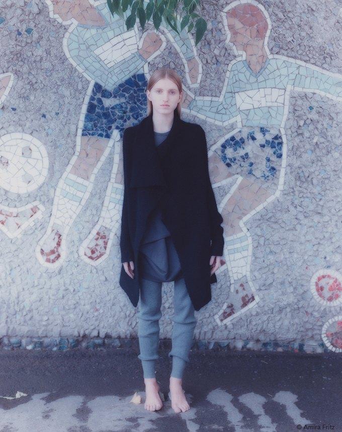 Вышли новые кампании Chanel, JNBY и Saint Laurent. Изображение № 31.