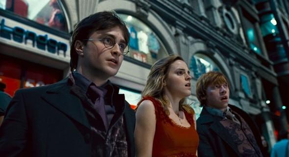 Премьера: Гарри Поттер и Дары Смерти: Часть 1. Изображение № 1.