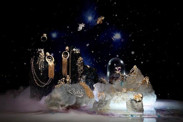 Matina Amanita Jewellery FW 2010. Изображение № 1.