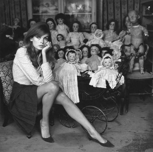 Жан Шримптон, Лондон, 1964. Изображение № 11.